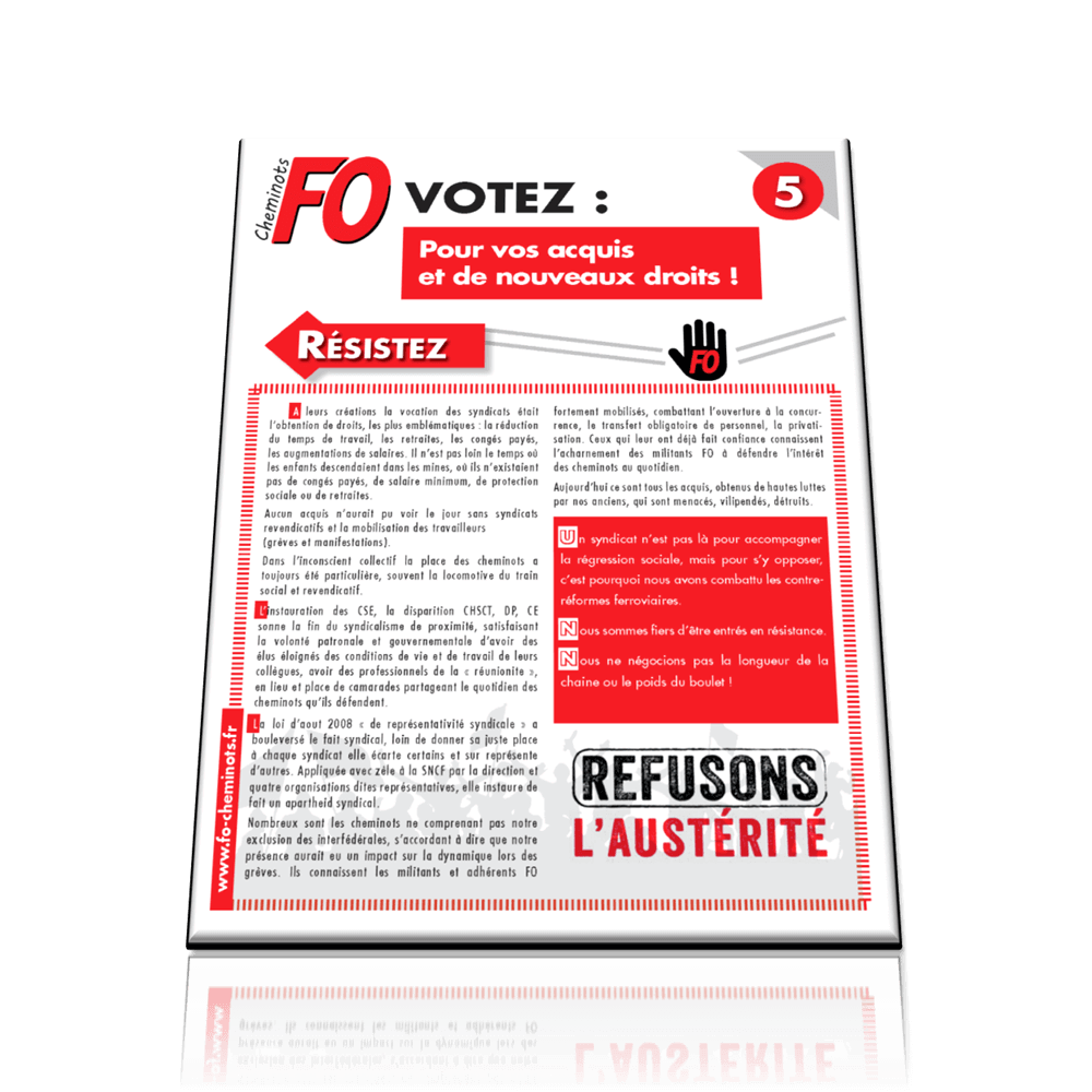 Campagne Tract 5