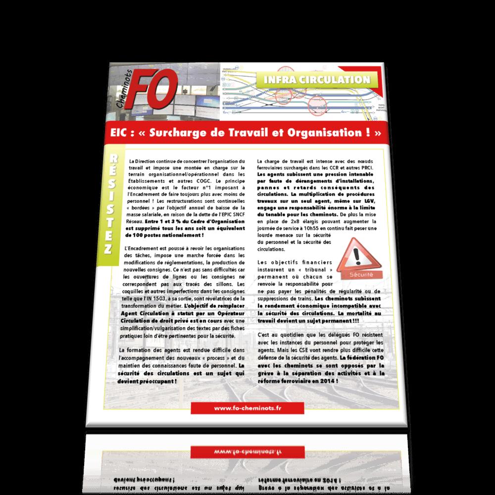 Tract métier INFRA CIRCULATION 2
